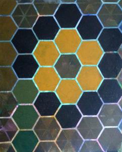 Polygon 130 x 105 cm